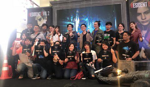 Sicom จัดให้ Demo Day เปิดให้ลองเกมส์ใหม่ Resident Evil 2 และ Devil May Cry 5 พร้อมโปรเด็ดสุดคุ้มภายในงาน