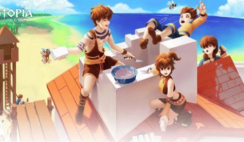 (รีวิวเกมมือถือ) Utopia:Origin เกมแนว SandBox เอาตัวรอดในโลกแฟนตาซี