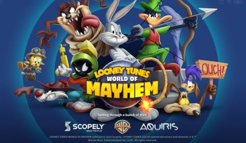 (รีวิวเกมมือถือ) Looney Tunes World of Mayhem รวมตัวละครขวัญใจวัยเด็กบนมือถือ!