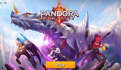 (รีวิวเกมมือถือ) Pandora Fantasy เกม RPG สไตล์ภาพแฟนตาซี คอมโบมันส์สะใจ