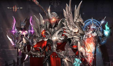 (รีวิวเกมมือถือ) NEVAEH II: Era of Darkness เกม ARPG ในโลก Dark Fantasy สุดมันส์!