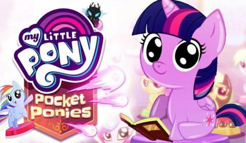 (รีวิวเกมมือถือ) My Little Pony Pocket Ponies เกมสไตล์ยิงไข่ในแบบฉบับโพนี่!