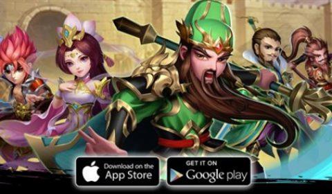(รีวิวเกมมือถือ) Three Kingdoms M เกมสามก๊ก IDLE ภาพแนวตั้งที่เน้นง่ายๆ