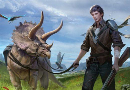 (รีวิวเกมมือถือ) Fallen World เกมเอาตัวรอดที่มีไดโนเสาร์ และซอมบี้!
