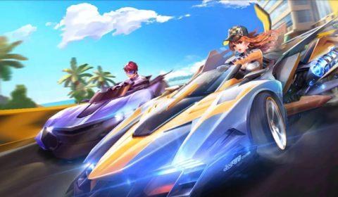 (รีวิวเกมมือถือ) Garena Speed Drifters เกมแข่งรถสุดมันส์ ซิ่งเร็ว ดริฟต์กระจาย