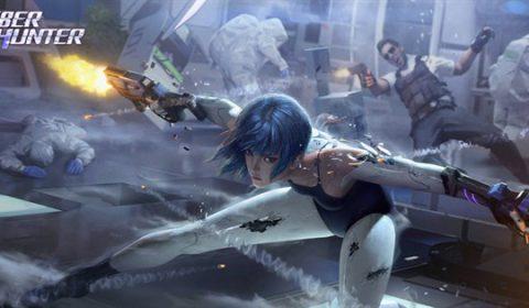 (รีวิวเกมมือถือ) Cyber Hunter เกมมือถือ Battle Royale Sci-Fi ภาพเทพจาก NetEase
