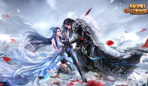 (รีวิวเกมมือถือ) Ancient Godly Monarch เกม MMO จีน แบบ 360 องศา เล่นง่าย เวลไว