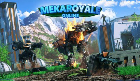 (รีวิวเกมมือถือ) MekaRoyale Online เกม Battle Royale คนกับหุ่นยนต์!