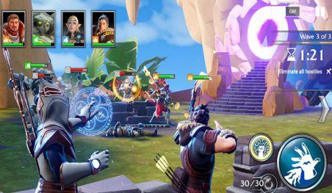 เปิดลงทะเบียนล่วงหน้า Forged Fantasy เกมส์มือถือใหม่ที่รวมความเป็น RPG และ Shooting เข้าไว้ในเกมส์เดียว