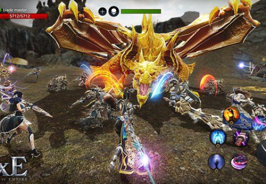 AxE: Alliance vs Empire เกมส์มือถือใหม่ตัวท็อปจาก Nexon เปิดให้ลงทะเบียนล่วงหน้าทั่วโลกแล้ววันนี้