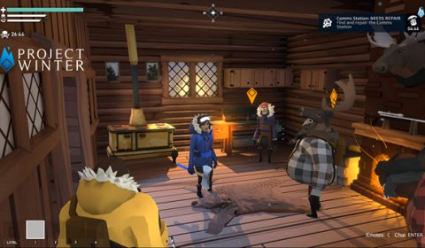 Project Winter เกมส์ออนไลน์สาย Survival ตัวใหม่กับระบบที่ต่างไป เตรียมลง Steam ต้นเดือนหน้า