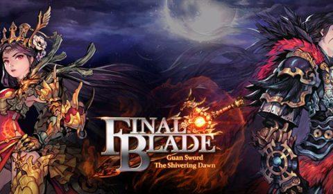 (รีวิวเกมมือถือ) Final Blade มหากาพย์เกม RPG ยอดเยี่ยมทั้งเกมเพลย์และเนื้อเรื่อง!