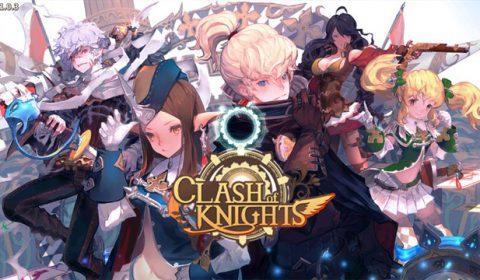 (รีวิวเกมมือถือ) Clash of Knight เกม RPG สไตล์ Slingshot! แปลกใหม่และสนุก!
