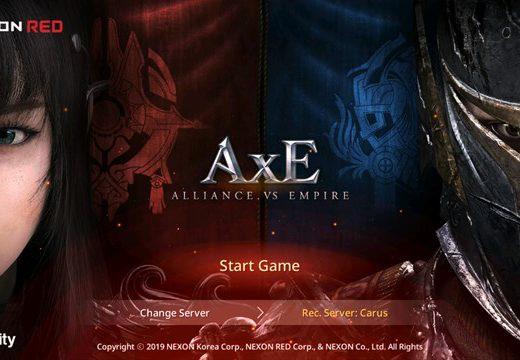 (รีวิวเกมมือถือ) AxE: Alliance vs Empired มหากาพย์เกมสงครามในโลก Open world!