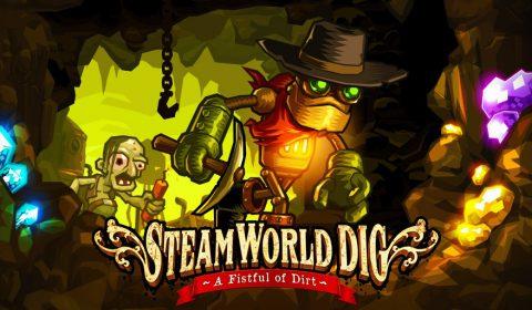 [Steam] ผจญภัยในดินแดนใต้พิภพ กับเกมขุดสุดเร้าใจ SteamWorld Dig
