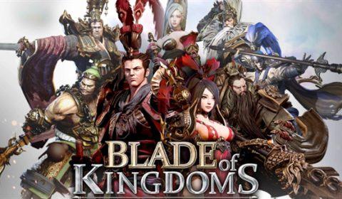 (รีวิวเกมมือถือ) Blade of kingdoms ศึกเกม 3 ก๊กฉบับเกาหลี ด้วยกราฟฟิก Unreal Engine 4
