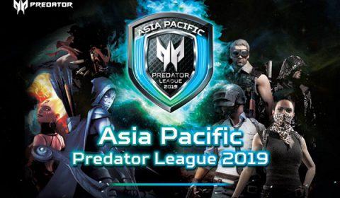 สุดยอดขุนพลเข้าร่วมการแข่งขันแกรนด์ไฟนอลAsia Pacific Predator League 2019 ทัพนักกีฬาอีสปอร์ต26 ทีมDOTA2 และ PUBG ตบเท้าเข้าชิงชัย ณ สนามกีฬาแห่งชาติ