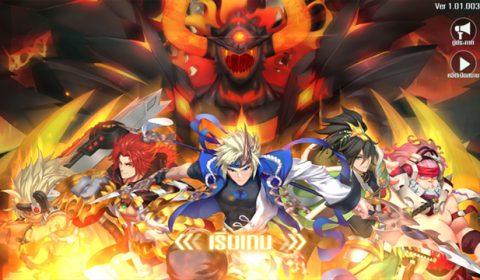 (รีวิวเกมมือถือ) Legend of Dynasty เกมสามก๊กลุคใหม่ สไตล์เมะญี่ปุ่น แอ็คชั่นกระจาย