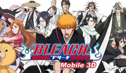(รีวิวเกมมือถือ) BLEACH Mobile 3D เกมจากอนิเมะเรื่องดังในแบบฉบับ ARPG ลิขสิทธิแท้!!