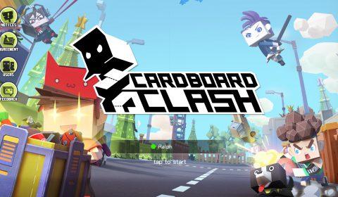 [รีวิวเกมมือถือ]ฮาสุดติ่งกับเกม Battle Royale ไม่เหมือนใครใน Cardboard Clash