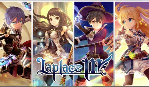 (รีวิวเกมมือถือ) Laplace M เกม ARPG สุดน่ารัก กับสุดยอดเกมมือถือที่หลายคนรอคอย