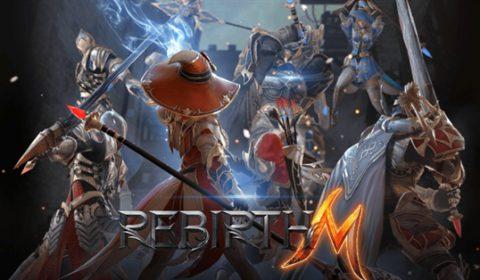 (รีวิวเกมมือถือ) Rebirth M มหากาพย์เกม MMORPG บนมือถือ คุ้มค่ากับการรอคอย!