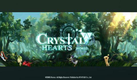 (รีวิวเกมมือถือ) Crystal heart World สุดยอดเกมมือถือ ควบคุมได้สมใจนึก