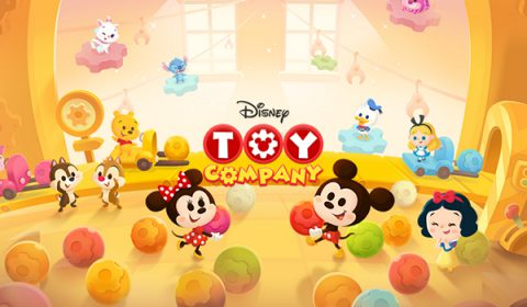 LINE และ Disney จ่อคิวเปิดเกมใหม่ LINE: Disney Toy Company  เปิดลงทะเบียนล่วงหน้าแล้ววันนี้