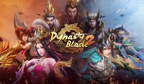 เตรียมพบกับเกมสามก๊ก MMORPG มาแรง Dynasty Blade 2!! เร็วๆ นี้