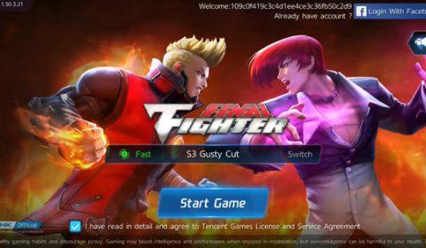 (รีวิวเกมมือถือ) Final Fighter เกม Arcade ไฟ้ท์ติ้ง ควบคุมง่าย และโคตรมันส์!
