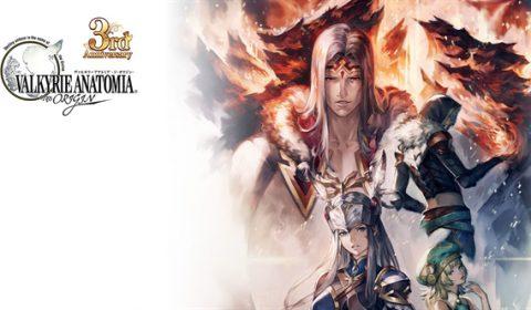 (รีวิวเกมมือถือ) VALKYRIE ANATOMIA -The Origin ภาคก่อนต้นกำเนิดเกมดังจาก Square Enix เปิดให้เล่นทั่วโลกแล้ว!