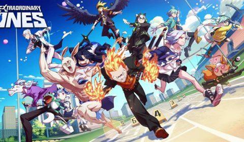 (รีวิวเกมมือถือ) Extraordinary Ones เกม MOBA สไตล์ Anime รั้วโรงเรียนที่ต้องลอง!