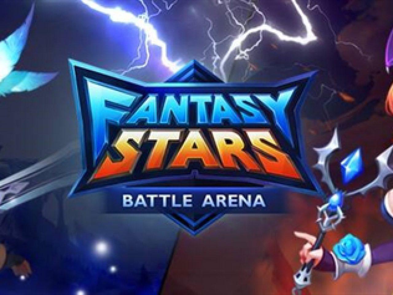Fantasy Stars Battle Arena
