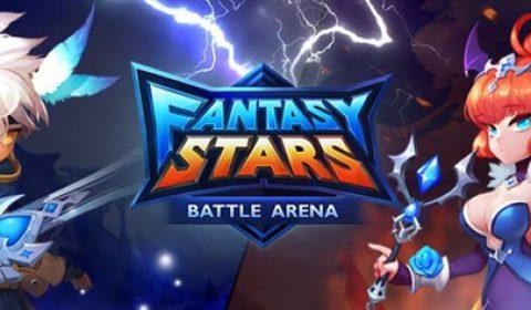 (รีวิวเกมมือถือ) Fantasy Stars Battle Arena เกมวางแผน Real time คุมได้กระทั่งตัวฮีโร่