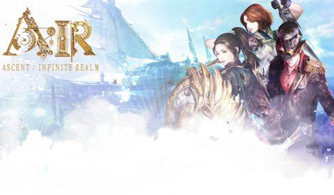 (รีวิวช่วง BETA TEST) A:IR – Ascent : Infinite Realm โคตรเกมฟอร์มยักษ์ที่ทั้งโลกรอคอย!