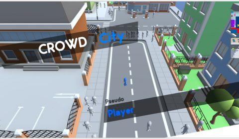[รีวิวเกมมือถือ]รวมพลยึดเมืองกับ Crowd City เกมม้ามืดมาแรง