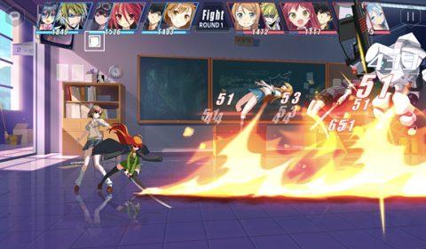 Dengeki Bunko:Crossing Void พร้อมเปิดให้บริการบนระบบ iOS แล้ว สาวกอนิเมะเข้ามาลองกันได้เลย