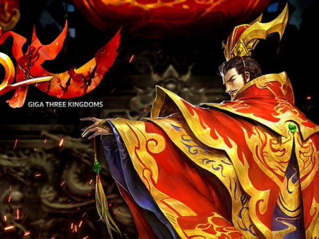 GIGA Three Kingdoms เกมสามก๊กใหม่ RPG สุดฮิตจากไต้หวัน เตรียมเปิดในไทยเร็วๆนี้!