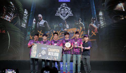VIVO และ Tencent จัดใหญ่  PUBG Mobile Club Open 2019 รอบชิงแชมป์ประเทศไทย