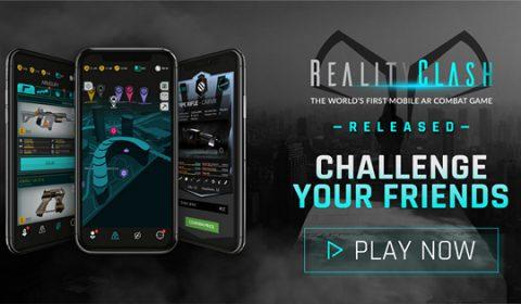 ล้ำไปอีกขั้น Reality Clash เกมส์มือถือ FPS AR เปิดมิติใหม่ของเกมส์ Shooting