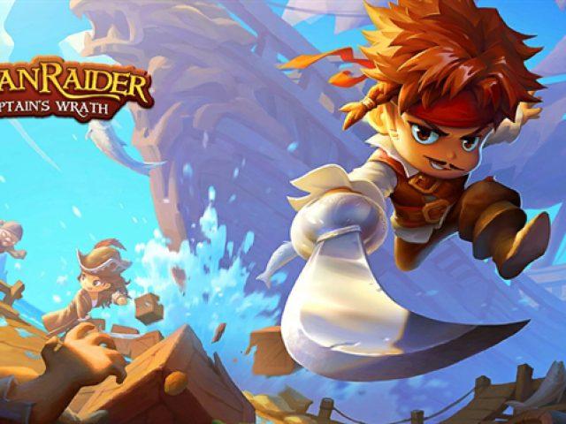(รีวิวเกมมือถือ) Ocean Raider: Captain's Wrath เกม RPG ด้วยเรื่องราวของเหล่าโจรสลัด