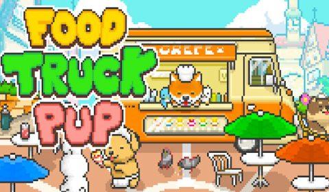 [รีวิวเกมมือถือ] มาช่วยน้องเปิดร้านอาหารกับ Food Truck Pup: Cooking Chef