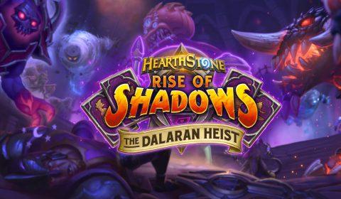 [Hearthstone] อัพเดทล่าสุดการผจญภัยคนเดียว Rise of Shadows : The Dalaran Heist