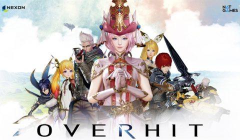 (รีวิวเกมมือถือ) OVERHIT สุดยอดเกม RPG ภาพขั้นเทพ เนื้อเรื่องขั้นสุด!