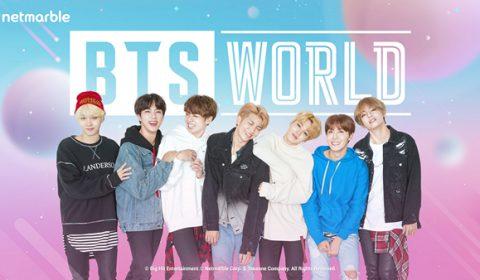 BTS WORLD เปิดลงทะเบียนล่วงหน้าแล้ววันนี้!Netmarble นำฟีเจอร์ภาพถ่ายและวิดีโอพิเศษจากวงบอยแบนด์เกาหลีชื่อดัง BTS ที่ทุกคนรอคอยเข้าสู่เกมมือถือแล้ววันนี้!