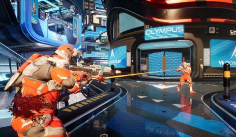 ใกล้แล้ว! Splitgate Arena Warfare เกมยิง FPS บน PC เตรียมเปิดตัวให้เล่นฟรีบน Steam ปลายเดือนพฤษภาคม 2019