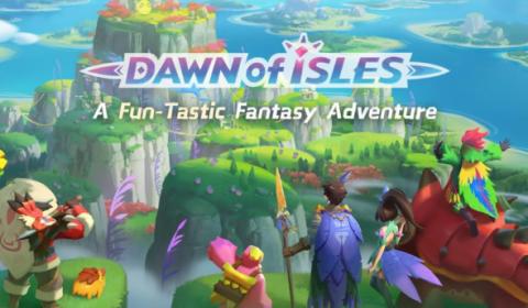 NetEase เปิดทดสอบ Closed Beta เกมมือถือ Dawn of Isles แนว mobile RPG (ชมคลิป Gameplay)