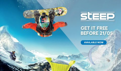 [Game On Sale] ฟรี! Ubisoft แจกเกม Steep เกมกีฬาหิมะ บน PC (ลิ้งค์ดาวน์โหลด)