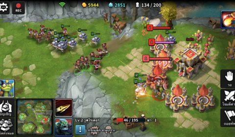 Tales Arena เปิดตำราพิชัยยุทธ์เพื่อมือใหม่ สู่หนทางแห่งชัยชนะ มันส์ได้ทั้ง iOS และ Android