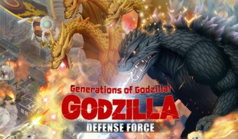 [เกมมือถือ] จงเตรียมตัวให้พร้อมกับเหล่าราชันย์ Gozilla Defendes Force